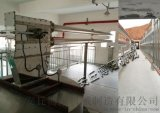 石墨粉管鏈輸送設備、管鏈提升機生產公司