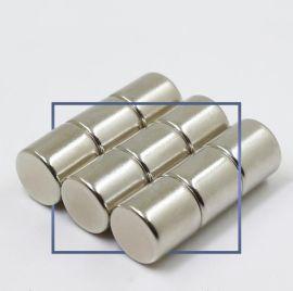 蒙兴隆供应钕铁硼强磁φ10x10mm