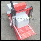 加气块电动切砖机水泥砖切割机