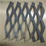 鋁製鋁網板規格建築鋁板網隔斷