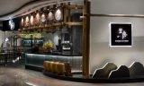 臨沂新中式裝修設計風格酸菜魚店,在這吃魚感覺不一樣