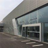 奧迪汽車4s店外牆裝飾網華美的格調