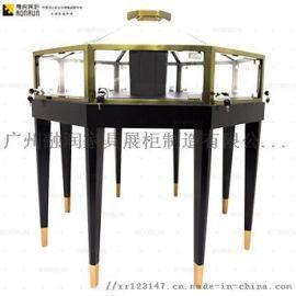 深圳工厂珠宝展示柜 博物馆展示柜 墙柜**定制