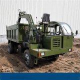 厂家直销工程四驱随车挖 车载式挖掘机