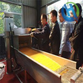 长期供应鸡柳上糠机器--加工定制鸡柳裹糠机