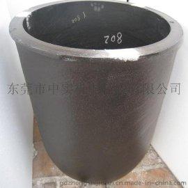 800公斤碳化硅东冶石墨坩埚广东总代理