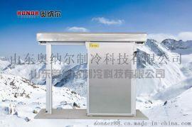 聚氨酯手动不锈钢冷库平移门 奥纳尔专业供应