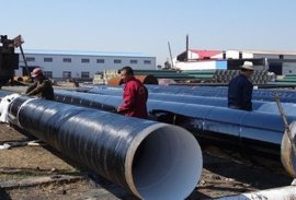 环氧煤沥青防腐直缝钢管厂家
