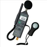 CEM华盛昌DT-8820四合一多功能环境测试仪光亮度噪音温湿度