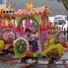 庙会儿童游乐设备小火车 童星游乐厂家生产