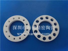 陶瓷加工 氧化鋁陶瓷法蘭