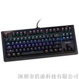 B.FRIENDitMK2背光有线吃鸡游戏机械键盘