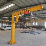 优质BZD2定柱式悬臂吊 2吨单臂旋转起重机