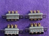 滤波连接器/Com-D 3W3公头/带焊杯
