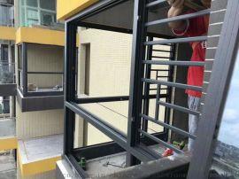佛山108断桥平开窗纱一体制造商,帝德铝合金门窗