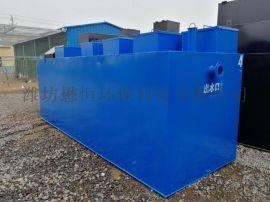 大型医院地埋式一体化污水处理设备