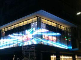 透明LED显示屏价格
