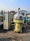 供应2台淀粉厂用550型二手碟片分离机
