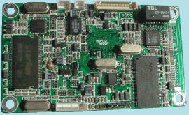 MPEG4网络摄像机主板 (TB_728)