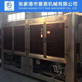 厂家定制果汁饮料灌装机 全自动水线灌装机液体灌装包装机械