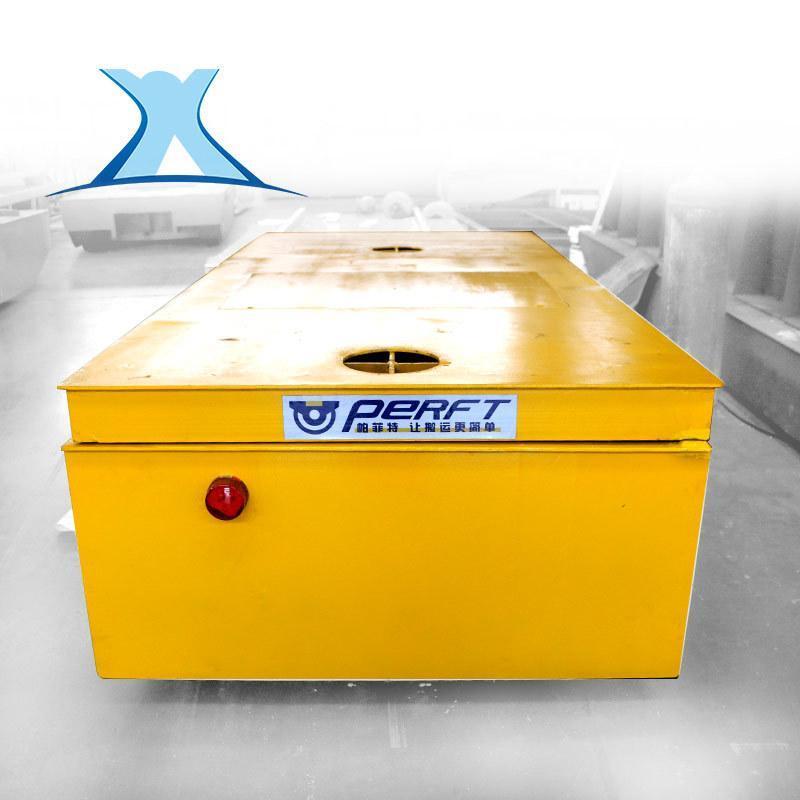 蓄電池轉彎電動平車平板運輸車工廠電動平車