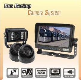 公交车载后视系统 货车 巴士 旅游车辆倒车影像监控系统(DW-7283A13)