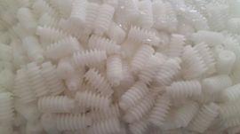 5.5*6.7L*1.4塑料蜗杆 锁具电机蜗杆 深圳塑胶齿轮厂家欢迎咨询