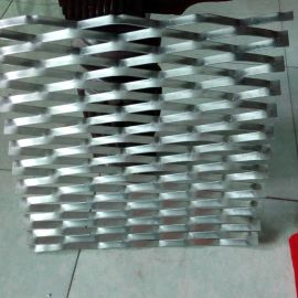 鋁板裝飾網 建築鋁板網 拉伸鋁板網