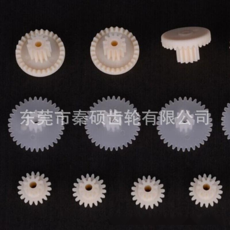 供應消音皇冠齒輪 塑料齒輪 手搖風扇齒輪 東莞塑膠齒輪廠家
