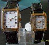 禮品表 情侶對錶 皮帶表 時尚腕錶HP-0070