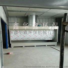 环保不锈钢材质水帘柜