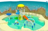 水上乐园游泳馆戏水小品新款游乐设备游乐园水上滑梯
