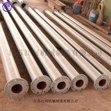 上海耐磨管道 双金属复合钢管厂家 江河机械