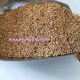 污水处理用果壳滤料10-20目 滤水核桃壳