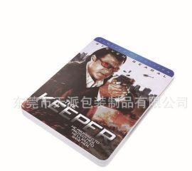 影视DVD铁盒子、图案炫酷的DVD包装铁盒