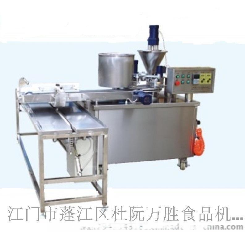 米饼机生产厂家,广东江门生产自动成型米饼机