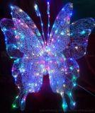 供應出口七彩蝴蝶造型燈 立體蝴蝶造型燈 3D彩蝶(Motif light)