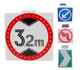太陽能交通指示牌 道路交通安全導向牌