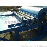 供应三轴自动高速钢玻璃棉板裁条机