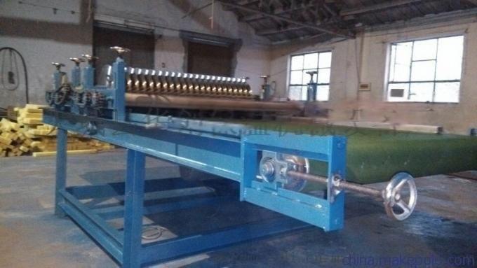 玻璃棉裁条机价格 玻璃棉分条机