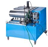 紅龍LODO導條機工業皮帶導條機PVC/PU/PE輸送帶導條帶熱壓機