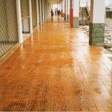 杭州勤路ql-397壓花地坪 壓模地坪 壓印地坪材料