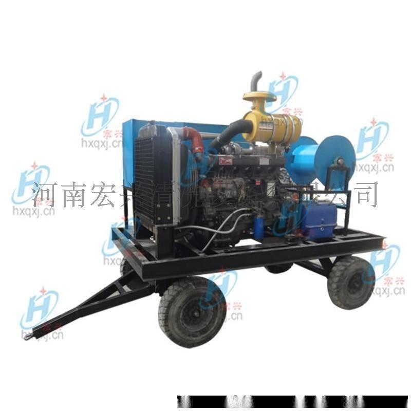 鍊鋼廠用500公斤超高壓水射流清洗機 高壓清洗機  除鏽高清相機