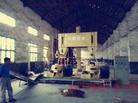 浙江温州鼎梁颗粒机/木屑颗粒机时产1T小型立式环模颗粒机