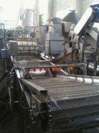 力发干燥**DW2X14-7菠萝蜜烘干设备,多层网带式干燥机