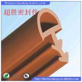 供應高質量木門防撞矽膠條 浴室門密封條