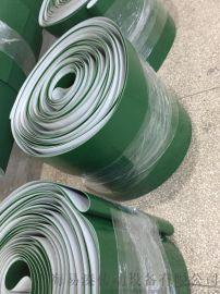 厂家直销PVC绿色平皮带