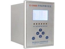 保定特创专业生产光伏并网故障解列装置TC-3088H