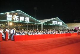 哈尔滨大蓬公司专业生产租赁大型啤酒大蓬