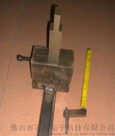 液压机液压打孔机设备 双工位打机械模具 护栏、门花、货架冲孔机模具 配件 正谷制造